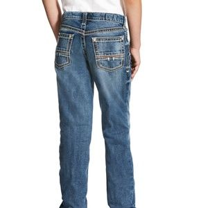Ariat B4 Coltrane Synergy Relaxed Bootcut Jeans 14